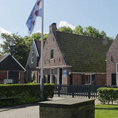 MUSEUM 'T FISKERHUSKE EN WADLOPEN